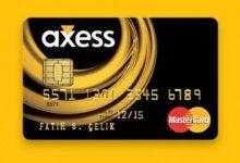 Akbank Axess Kredi Kartı Başvuru Sonucu Öğrenme