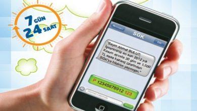SGK SMS Sistemine Nasıl Kayıt Olunur?