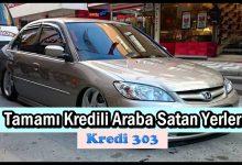 Tamamı Kredili Araba Satan Yerler