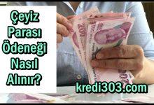 Çeyiz Parası Ödeneği Nasıl Alınır?