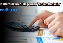 Evde Oturarak Kredi Başvurusu Yapılan Bankalar