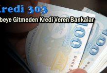 Şubeye Gitmeden Kredi Veren Bankalar
