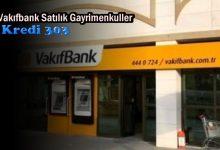 Vakıfbank Satılık Gayrimenkuller
